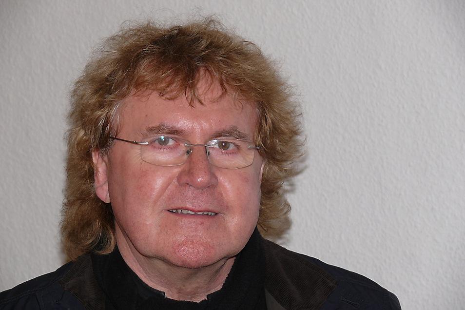 Konzertveranstalter Joseph Thomann – oftmals in Hoyerswerda präsent.