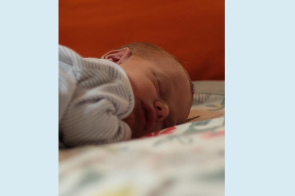 Gunnar Geboren am 3. Juli Geburtsort Dresden Gewicht 3550 Gramm Größe 53 Zentimeter Eltern Jana Müller und Stephan Sauer Wohnort Fischbach Foto: privat