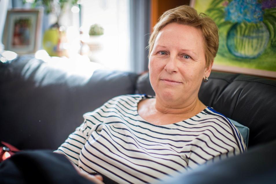 Katrin Heimstädt leidet seit vielen Jahren an dem Erschöpfungssyndrom Fatigue (CFS).