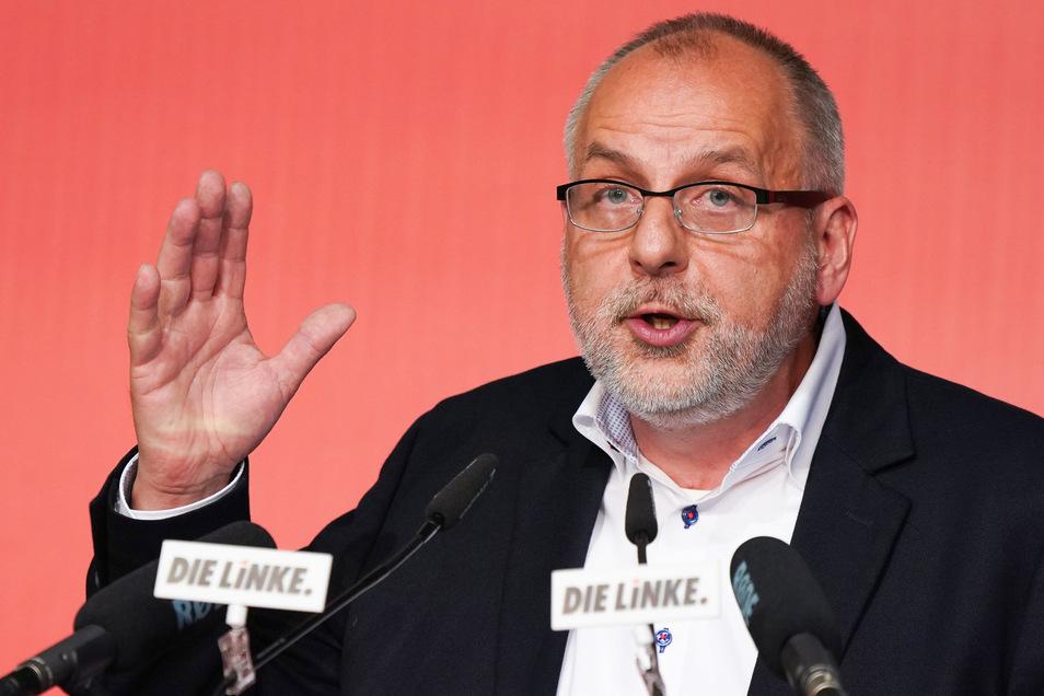 Linken-Politiker Rico Gebhardt äußert sich zur Debatte rund um die epidemische Notlage.