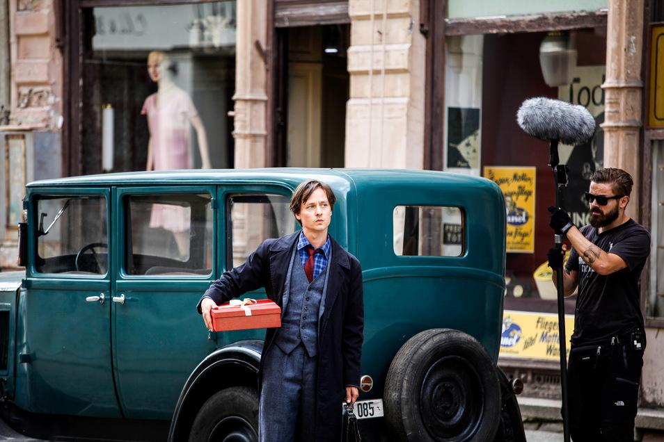 """Hat jetzt auf der Berlinale Premiere: """"Fabian"""" nach dem gleichnamigen Roman von Erich Kästner, mit Tom Schilling in der Hauptrolle."""