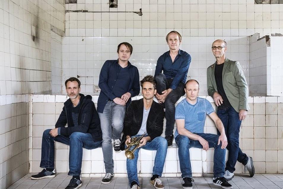 """Die Ostband """"Keimzeit"""" tritt am 29. Juni, um 20 Uhr, in der Weinau auf. Mit dem Konzert wird die umgebaute Freilichtbühne wiedereröffnet."""