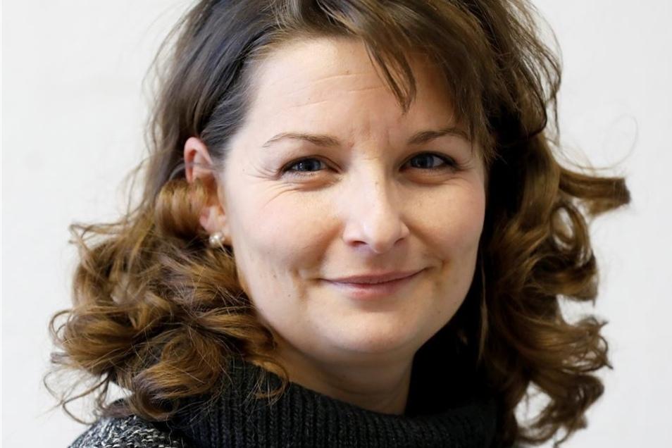 Ina Kaminsky leitet die Zittauer Bauaufsichtsbehörde.