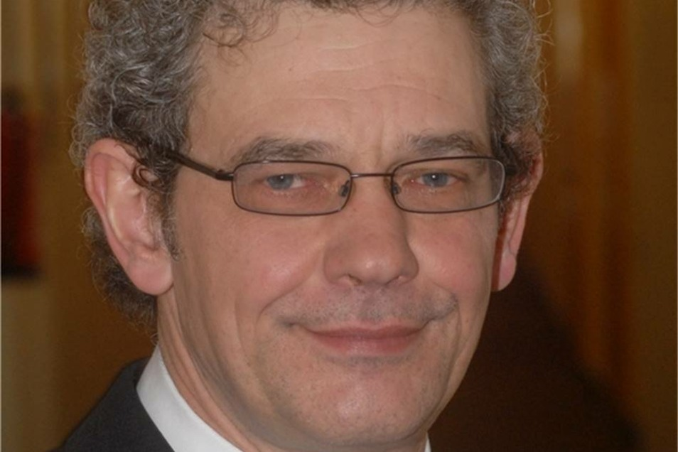 Friedrich Albrecht ist Rektor der Hochschule Zittau/Görlitz und Professor.