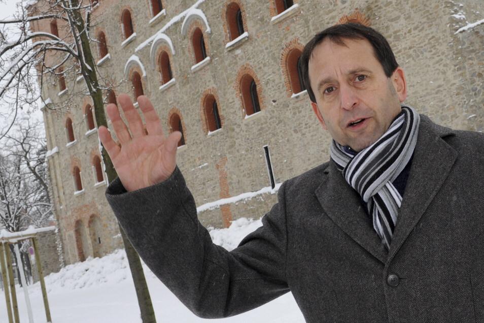 Ex-Bürgermeister Burkhard Müller sorgte gleich zu Beginn des Jahres für Schlagzeilen.