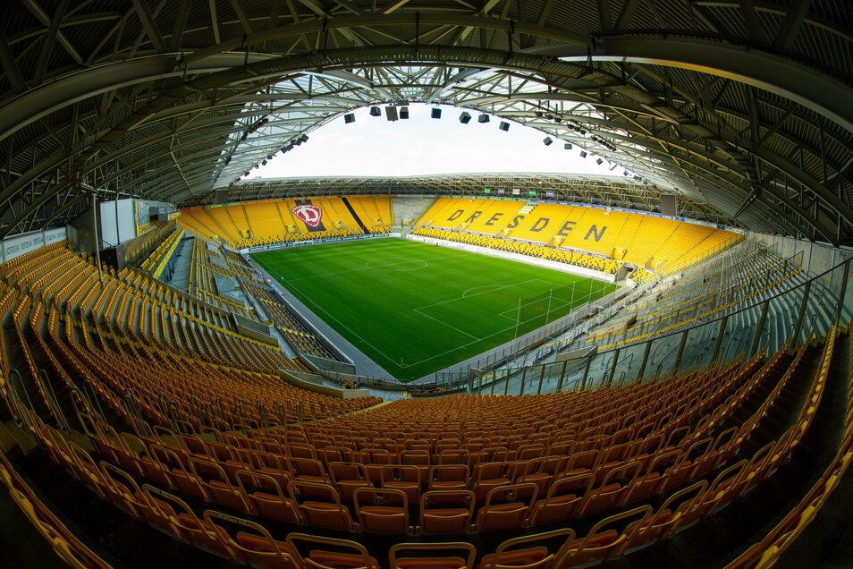 Am 10. Februar wird im Rudolf-Harbig-Stadion das Nachholspiel gegen Wehen Wiesbaden angepfiffen.