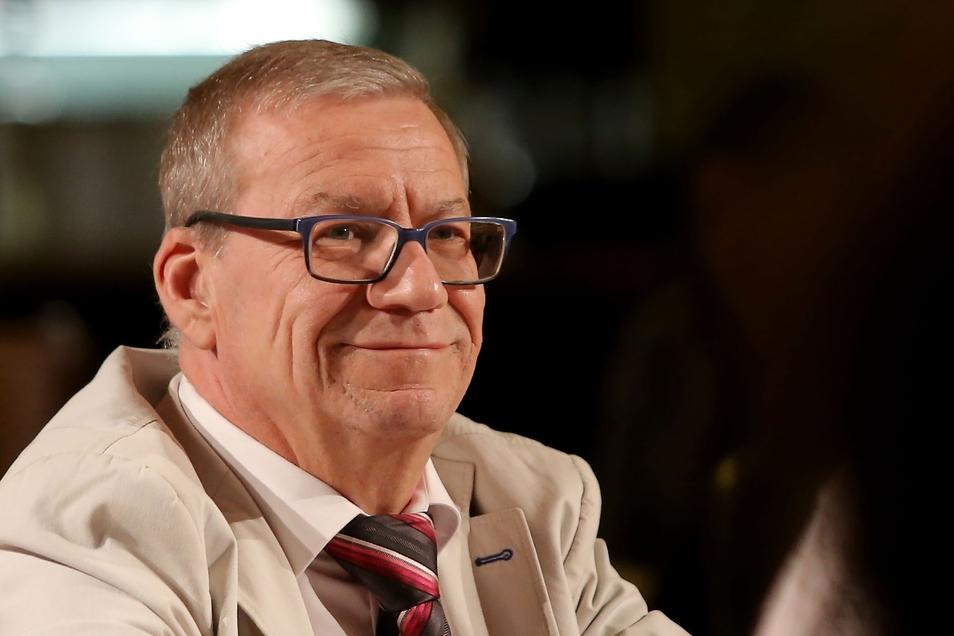 Gerhard Lemm, Fraktion SPD/Grüne