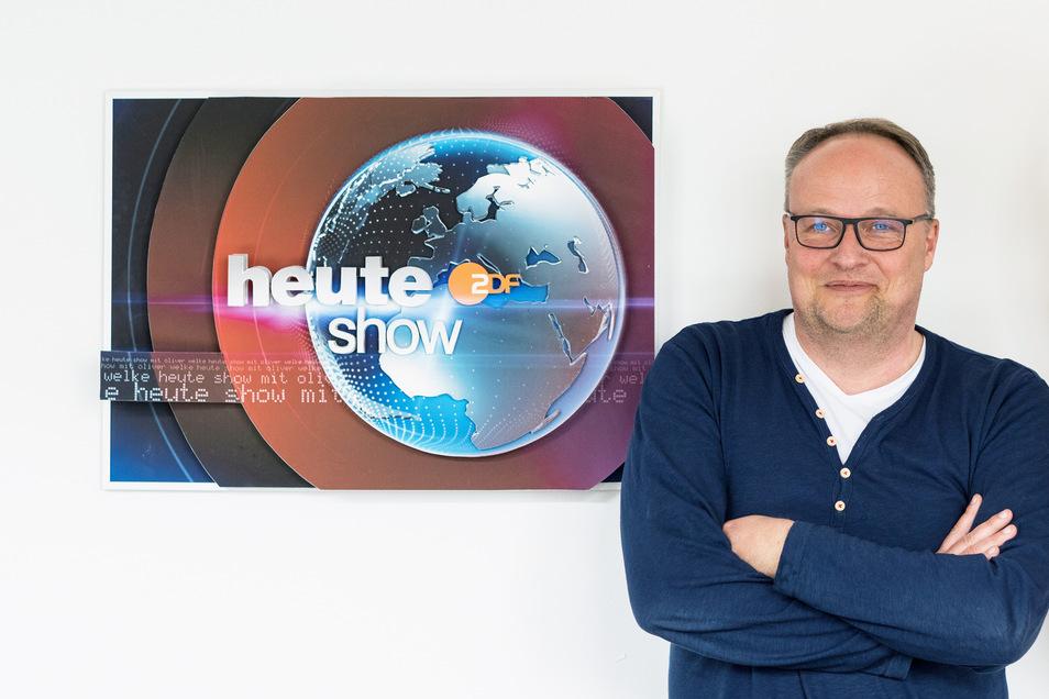 """Oliver Welke und sein """"heute-show""""-Team haben die goldenen Vollpfosten verliehen."""