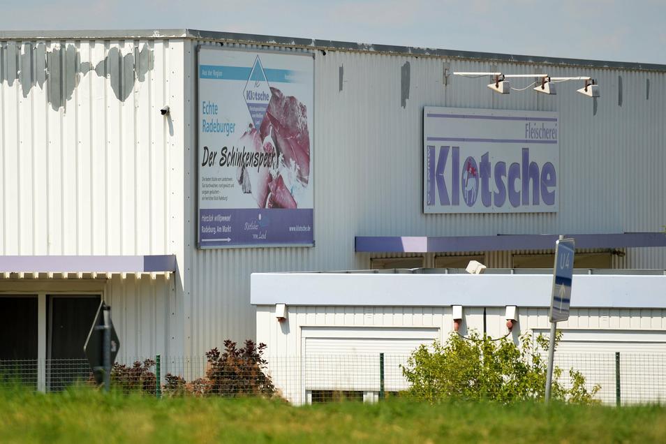 Am 31. Juli wird der Betrieb im Produktionsbetrieb der Fleischerei Klotsche in Radeburg eingestellt.