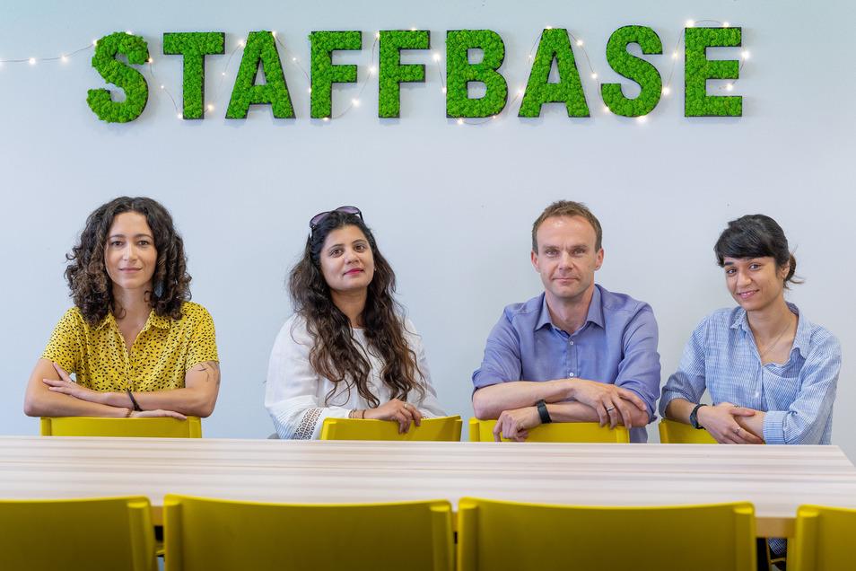 Staffbase ist nach eigenen Angaben der weltweit führende Anbieter für Mitarbeiter-Apps.