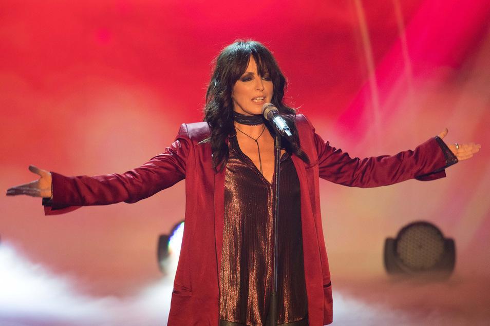 Die Sängerin Nena - hier auf einem Archivbild - gibt sich auf der Bühne emotional, esoterisch, energetisch.