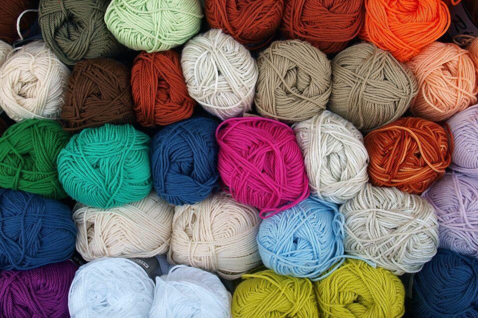Wolle ist gut für Kreativität. Einfach mal auf #ddvlokalhilft stöbern!