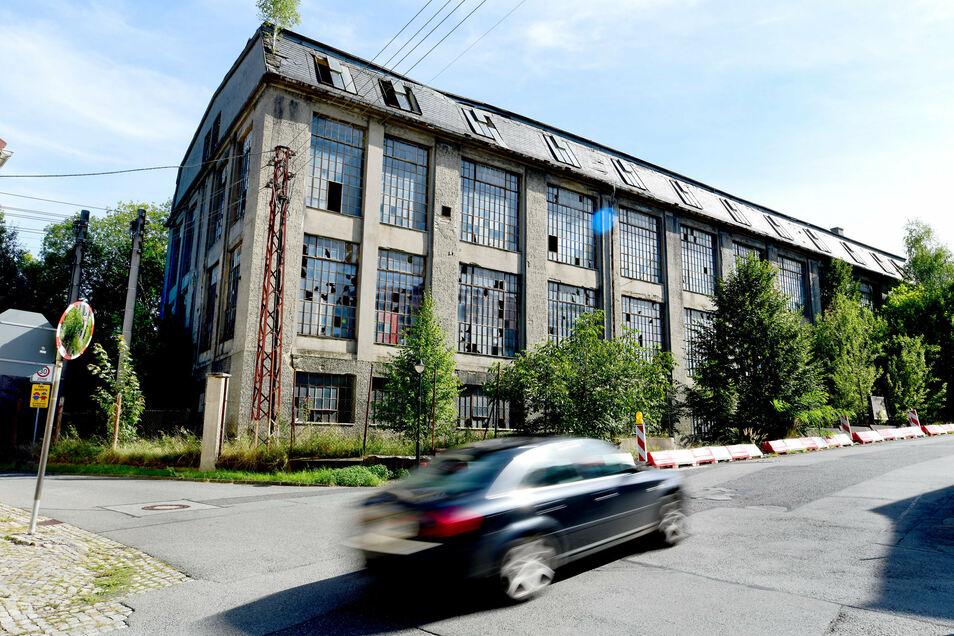 Ist das endlich der Lichtblick für Marx' Fabrik? Ein Berliner Architekt hat ernsthafte Sanierungsabsichten.