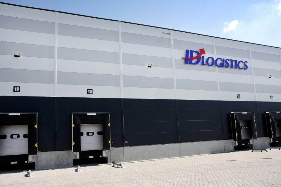 ID Logistics in Zgorzelec, so sieht die neue Niederlassung aus.