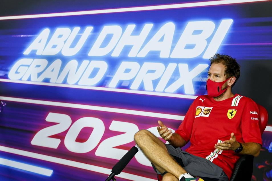 Für Sebastian Vettel ist das Kapitel Ferrari ohne WM-Titel beendet. In der nächsten Saison sitzt der Hesse bei Aston Martin am Steuer.