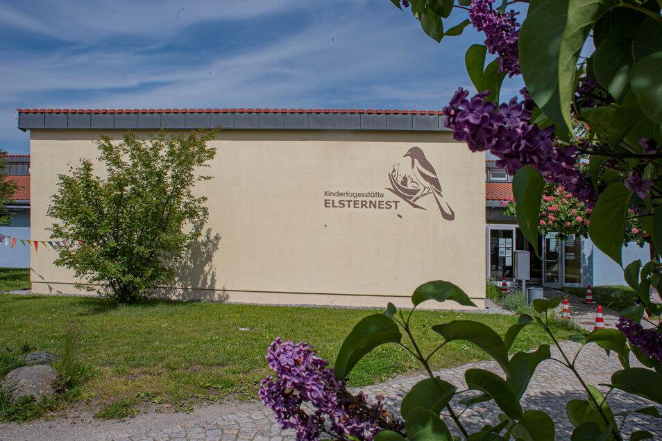Im Sommer wird es heiß in der Kita Elsternest in Elstra. Jetzt ist eine bessere Klimatisierung der Räume geplant.