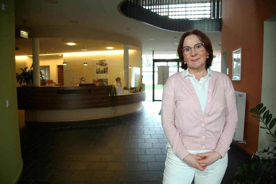 Magdalena Prasslsberger aus Polen verstärkt ab sofort das Ärzteteam im MVZ des Rothenburger Martinshofes - trotz Coronakrise und Berufspendlerstopp.