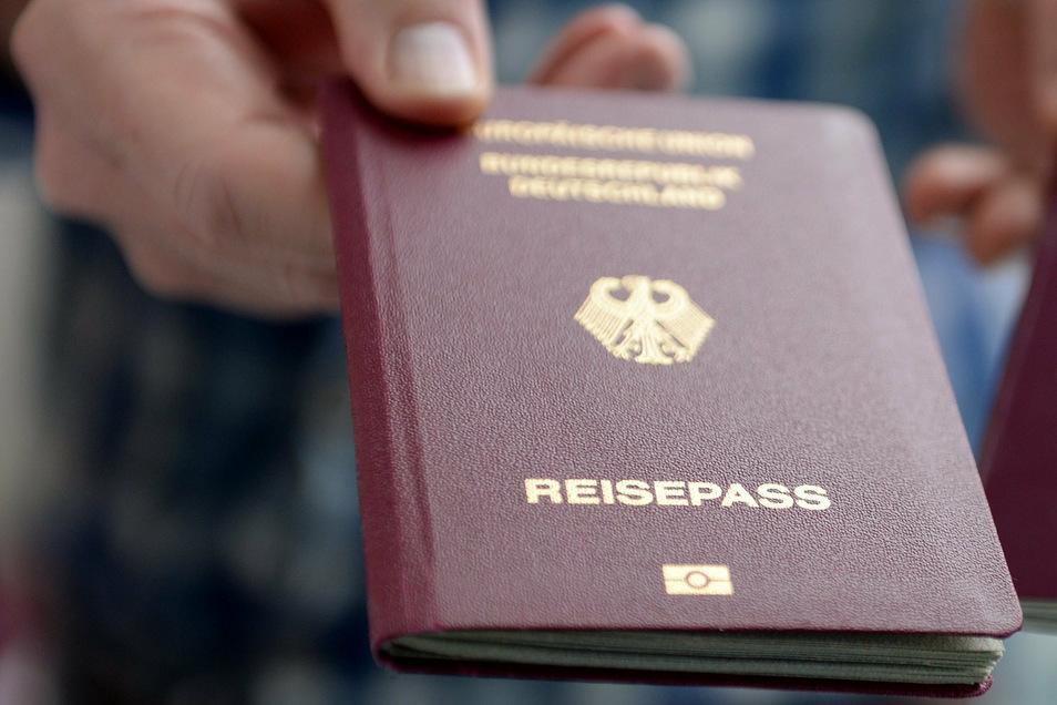 Ab Oktober 2021 braucht man den Reisepass, um nach Großbritannien zu reisen.