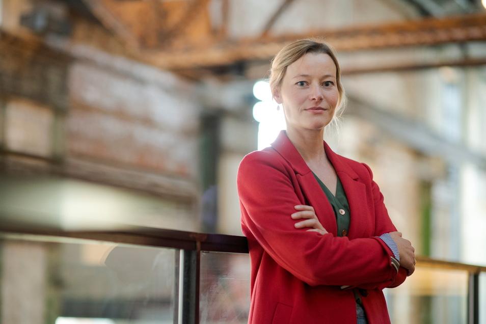 Große Pläne hat Kathrin Kondaurow als Intendantin der Staatsoperette Dresden seit 2019.