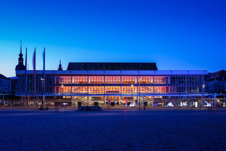 Am 13. Februar bleiben mehrere Einrichtungen im Kulturpalast geschlossen.