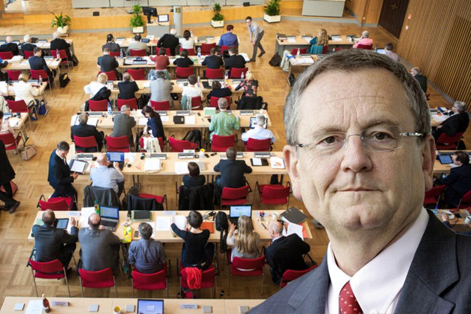 Gerhard Besier wechselt die Stadtratsfraktion