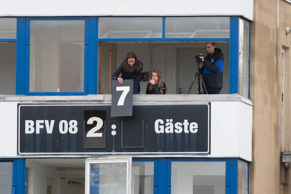 Bischofswerda spielt weiter in der Regionalliga. Ergebnisse wie in der jetzt abgebrochenen Saison sollen sich dann nicht wiederholen.