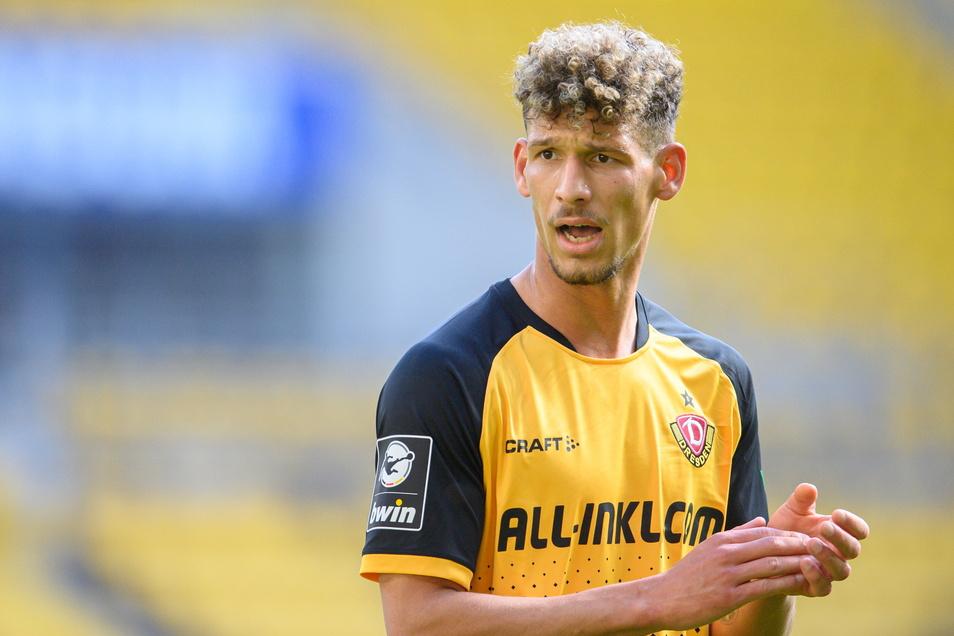 Heinz Mörschel fehlt Dynamo nach einem Muskelfaserriss voraussichtlich in den nächsten drei Wochen.