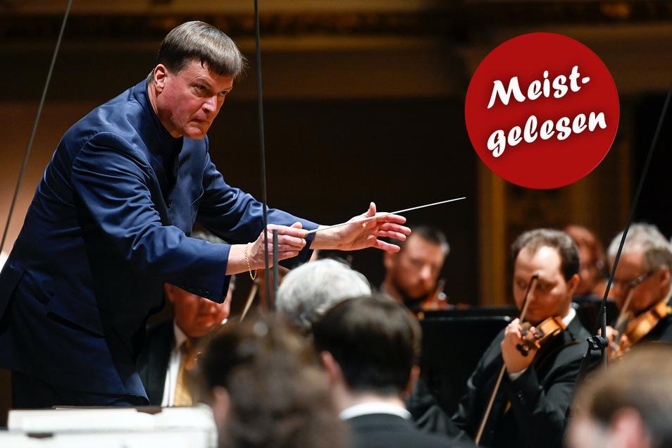 """""""Und jetzt kommt, los!"""" Christian Thielemann im Beethoven-Konzert diese Woche"""