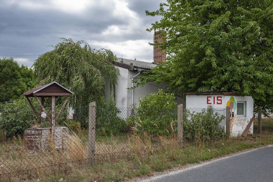 Das Grundstück an der Straße der MTS in Schönfeld.