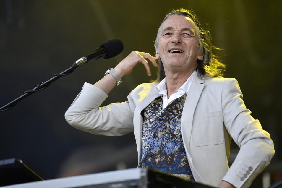 Supertramp-Sänger Roger Hodgson.