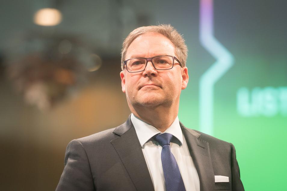Hermann Winkler ist seit 2016 Präsident des Sächsischen Fußballverbandes. Bis zum Frühjahr saß er im Europäischen Parlament.