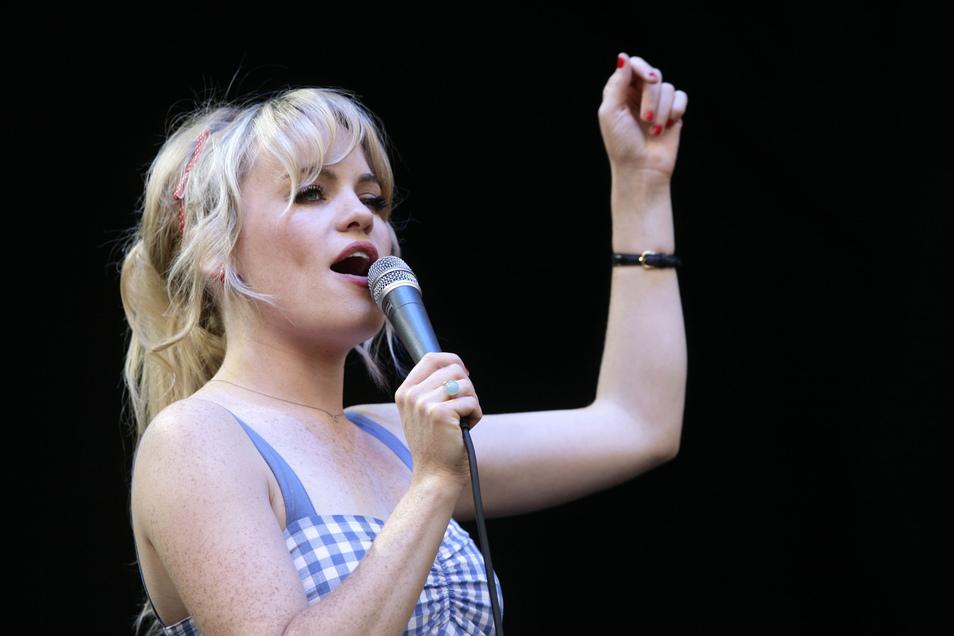 Die britische Sängerin Duffy hat einen Text veröffentlicht, in dem sie von einer wochenlangen Tortur berichtet.