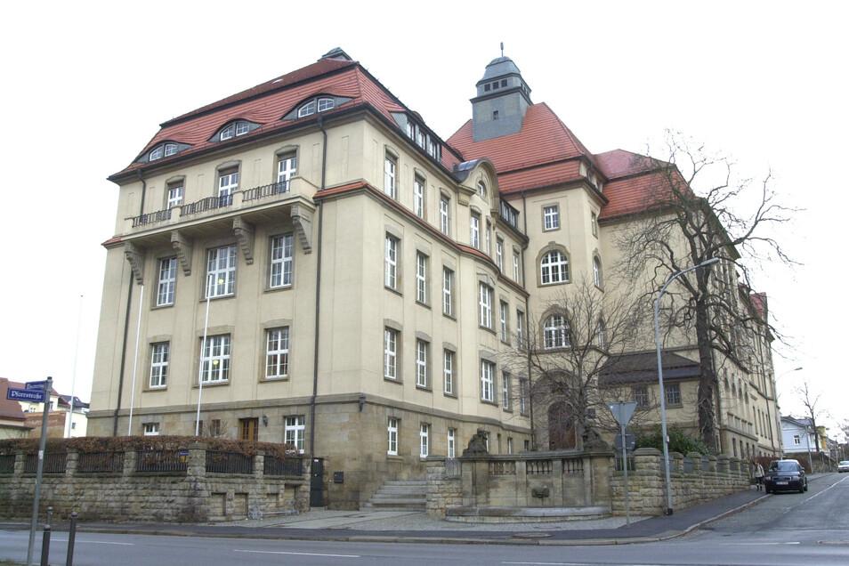 Das Amtsgericht in Zittau