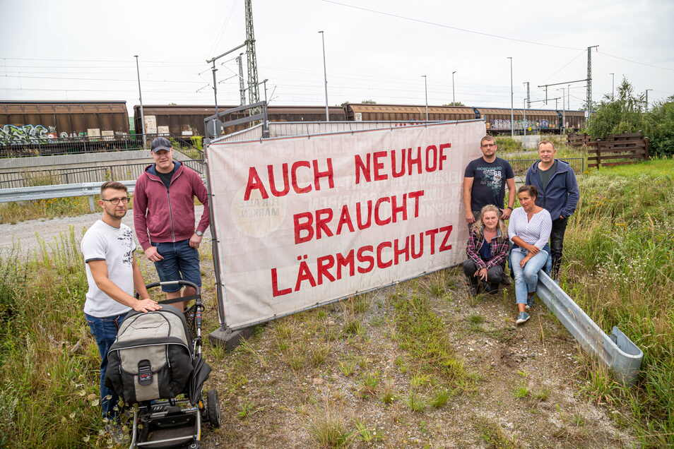 Für die Anwohner der Spremberger Straße ist der Rangierlärm immer noch ein Thema. Denn Abhilfe wurde für sie noch nicht geschaffen.