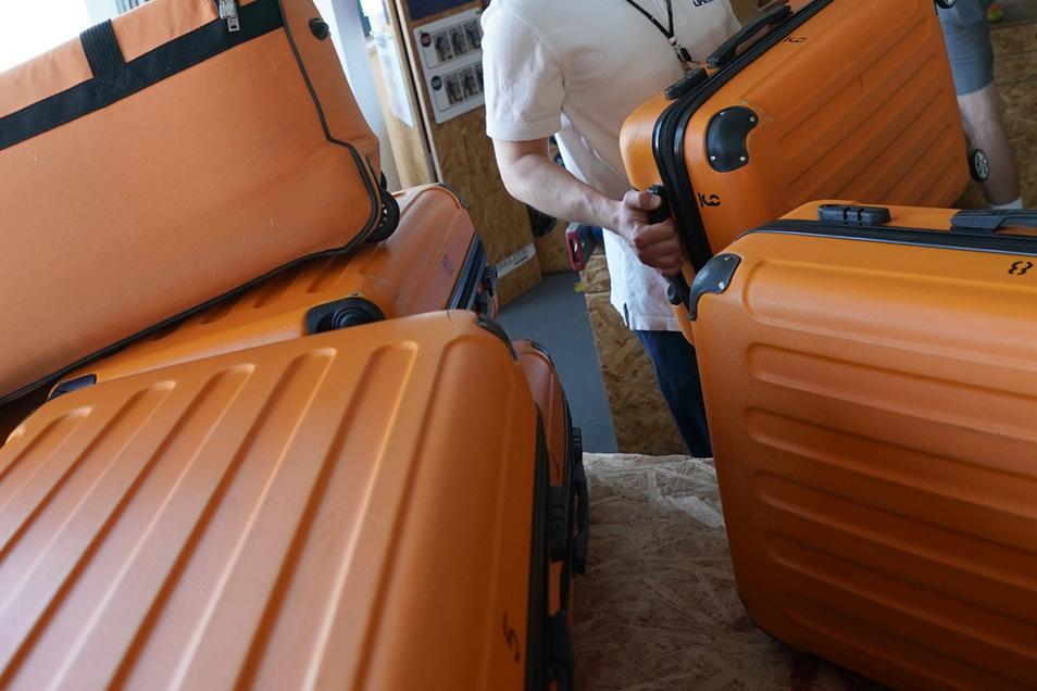 Wenn alle Koffer gepackt sind - aus Deutschland sind 2020 viel weniger Menschen ausgewandert als in den Jahren zuvor.