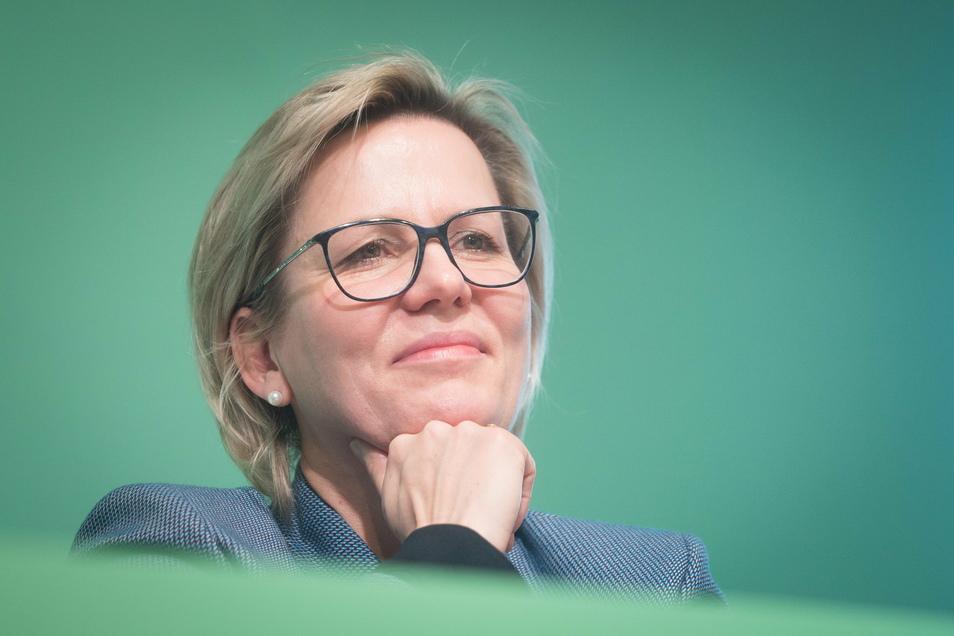 Sachsens Kulturministerin Barbara Klepsch