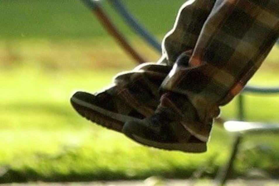Im Park soll es auch eine sogenannte Baumelbank geben, wo man die Beine baumeln lassen kann.