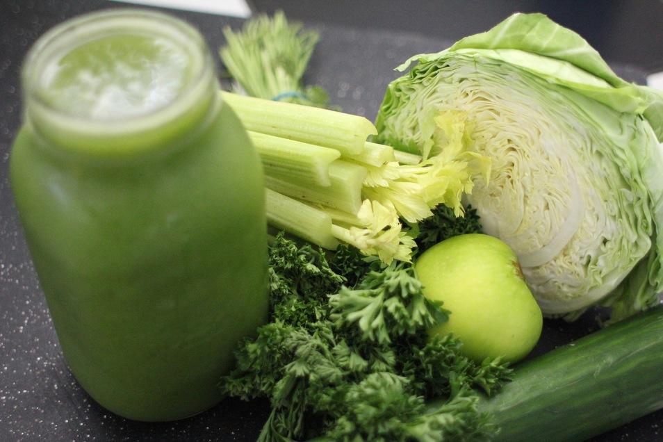 Gemüsereste aus der Küche müssen nicht in den Müll wandern.
