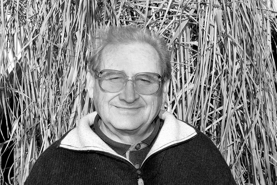 Dr. Hubertus Zelder führte über drei Jahrzehnte den Betrieb der Familie, nach der die Teiche im Dubringer Moor heißen.