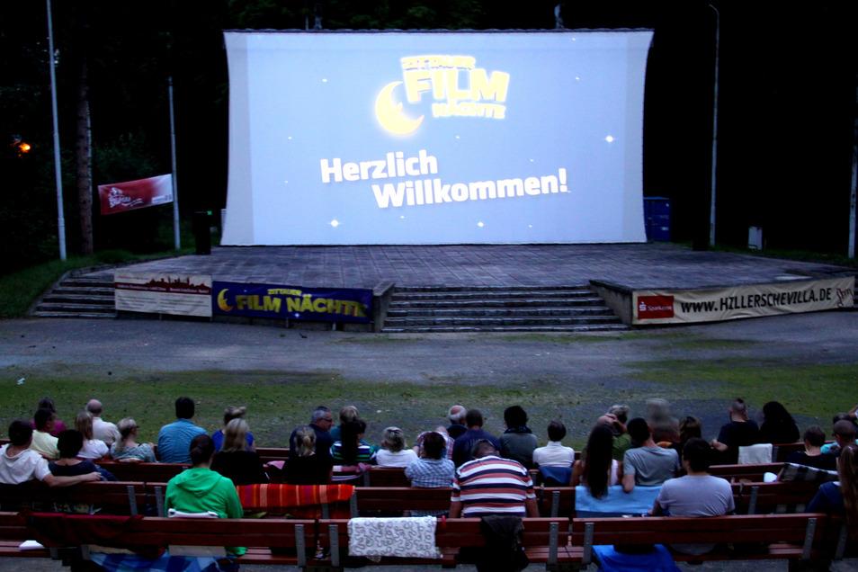 Die 20. Zittauer Filmnächte in der Weinau sind vorbei.