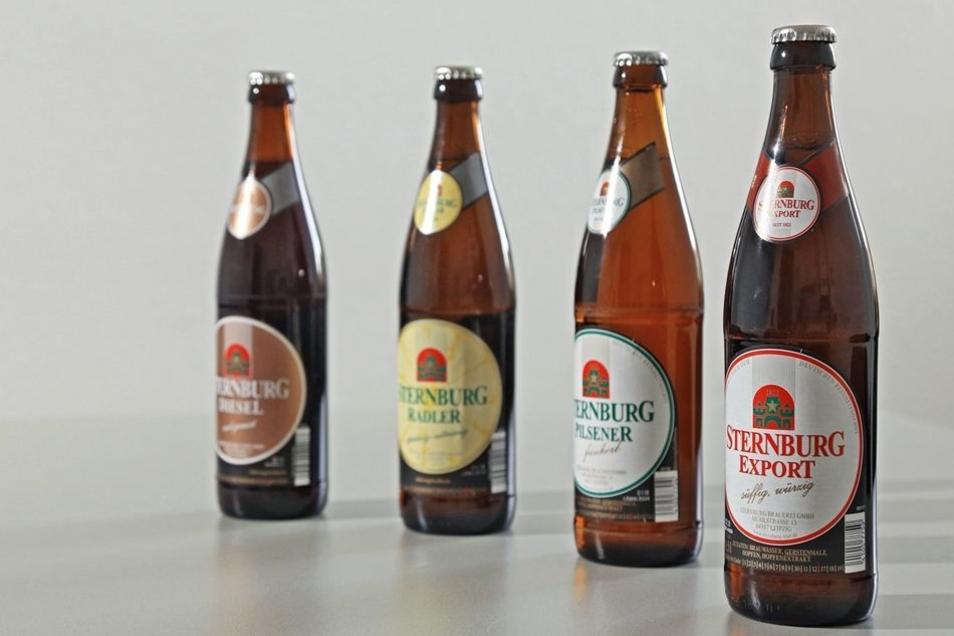Gekauft: das heutige Sortiment der Leipziger Brauerei.