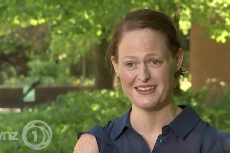 Krankenschwester Jenny McGee