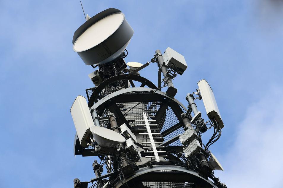 Einige Rietschener wollen den Bau eines Funkmasts für besseres Internet verhindern.