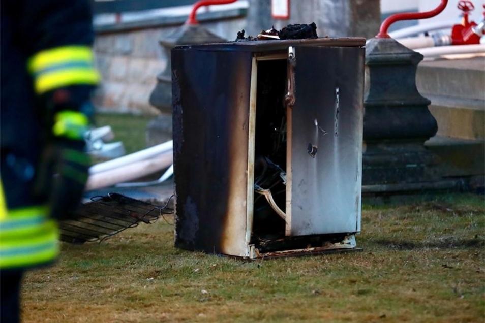 Möglicherweise war ein defekter Kühlschrank die Brandursache.