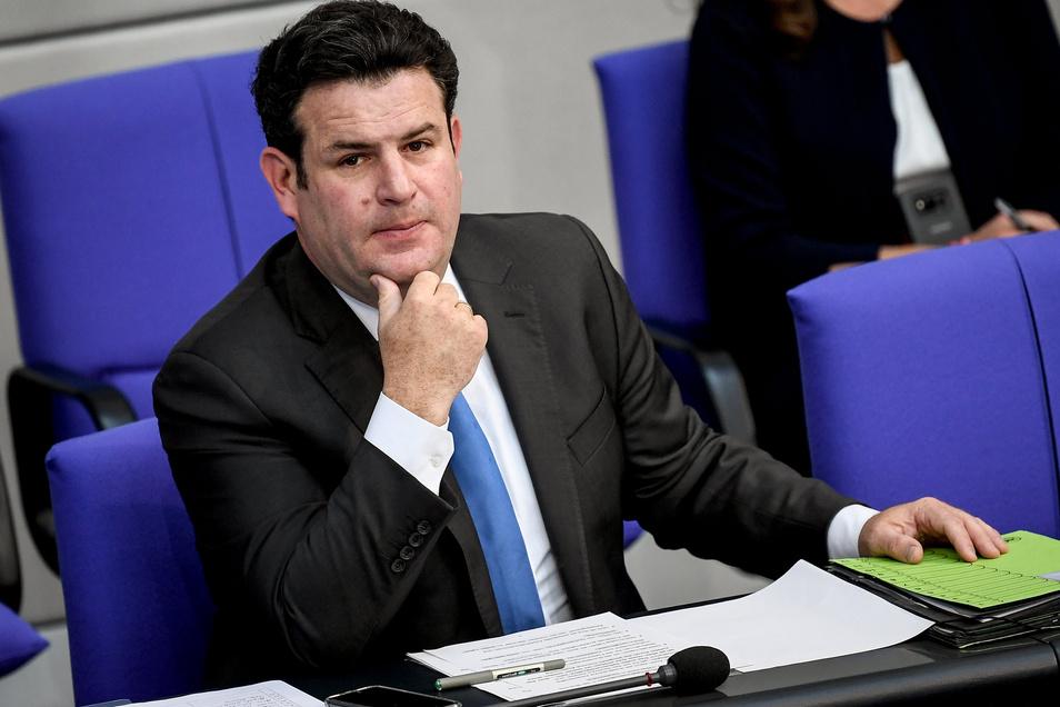 """""""Es gibt Situationen, da kommt mir das Gefühl, so was macht man nicht"""": Hubertus Heil (SPD), Bundesminister für Arbeit und Soziales"""