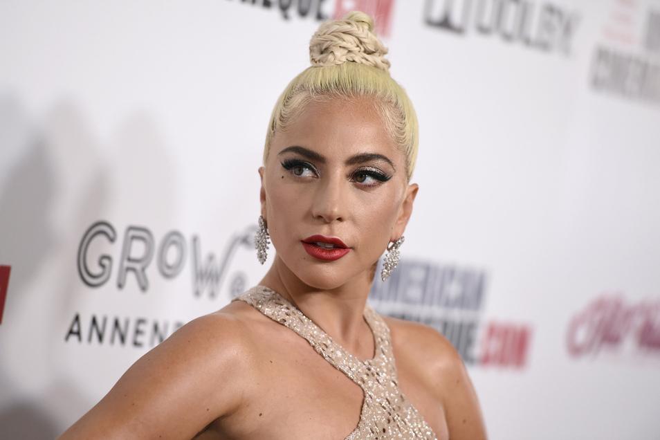 "Lady Gaga war Teil des virtuellen Konzerts ""Together at home""."