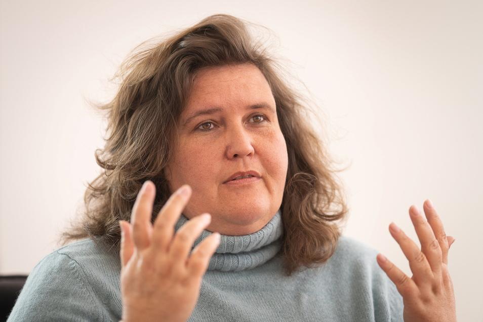 Annette Binninger ist Politikchefin der Sächsischen Zeitung.