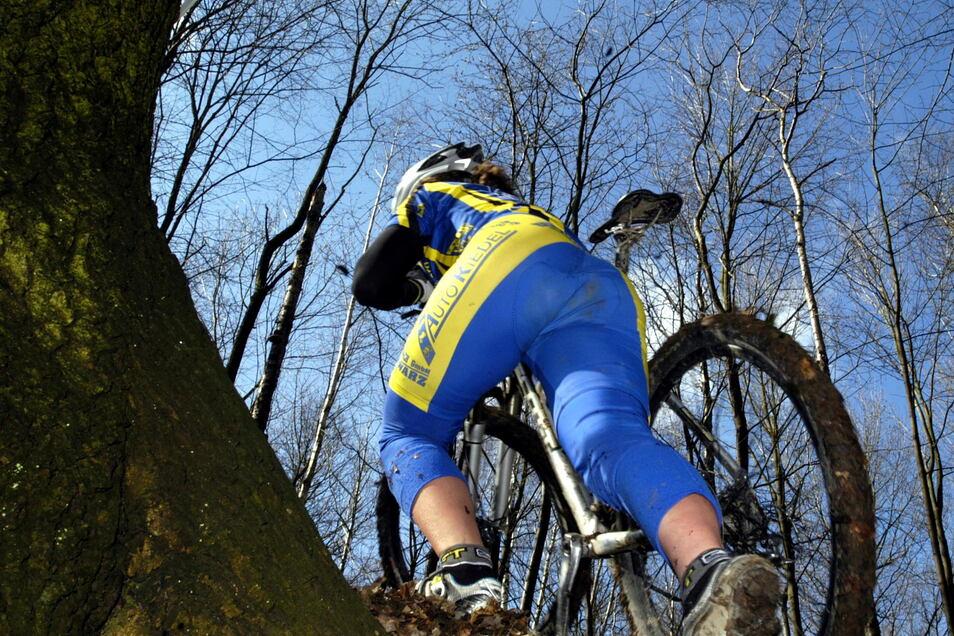 Radfahren in der Natur: Nicht überall ist das erlaubt.
