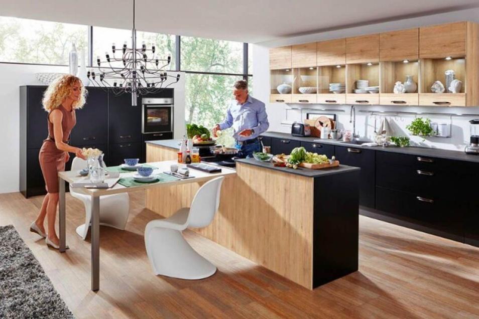 Entspannt die neue Küche kaufen   Sächsische.de