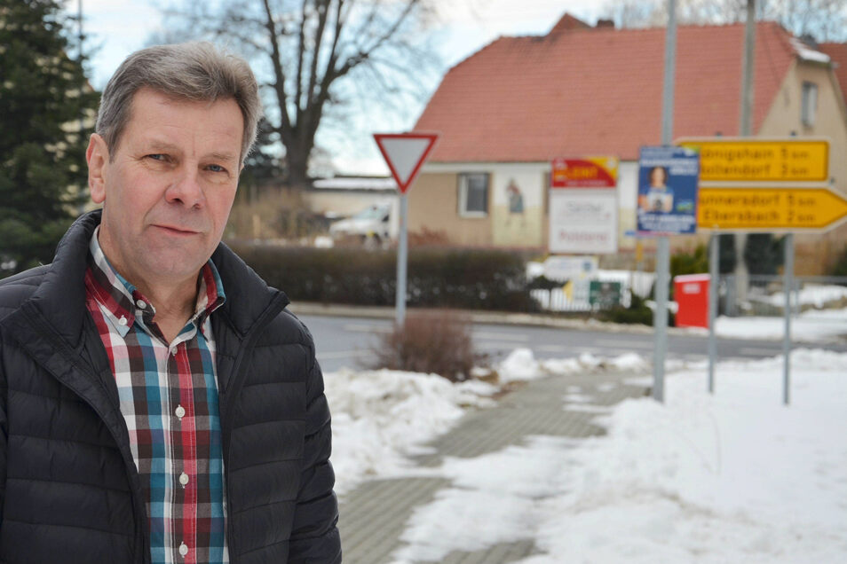 Roland Maiwald ist der Vorsitzende der Freien Wähler im Kreis Görlitz.